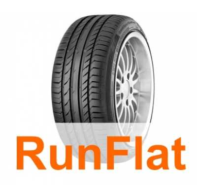 Continental SPORT CONTACT 5 SSR * 225/40/R19 89W