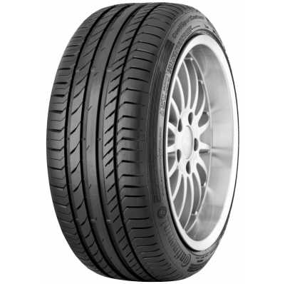 Anvelope Vara Continental SPORT CONTACT 5 SSR * 255/40/R19 96W