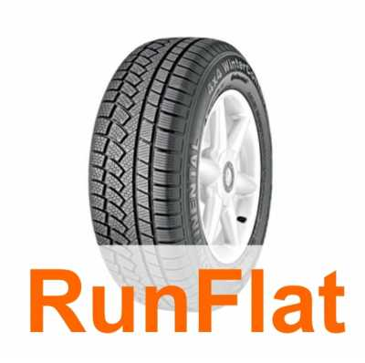 Anvelope Iarna Continental 4X4 WINTER CONTACT * SSR 255/55/R18 109H